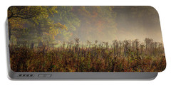 Portable Battery Charger featuring the photograph Fall In Cades Cove by Douglas Stucky