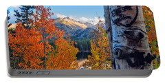 Fall In Rocky Mountain National Park Portable Battery Charger