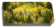 Fall In The Sierras Portable Battery Charger