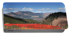Fall In  Ute Trail  Portable Battery Charger