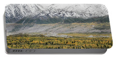 Fall In Wrangell - St. Elias Portable Battery Charger