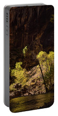 Fall In Zion Portable Battery Charger