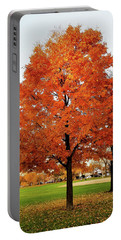 Fall Is Coming Portable Battery Charger