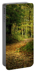 Fall Is Just Around The Corner Portable Battery Charger