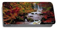 Fall It's Here Portable Battery Charger