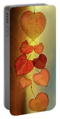 Fall Leaves #2 Portable Battery Charger