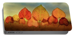 Fall Leaves #3 Portable Battery Charger