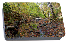 Portable Battery Charger featuring the photograph Fall Magic by Paul Mashburn