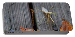 Fall Mantis  Portable Battery Charger