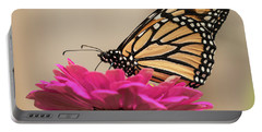 Fall Monarch 2016-4 Portable Battery Charger by Thomas Young