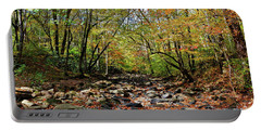Fall On Clifty Creek Portable Battery Charger