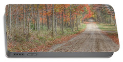 9018 - Fall On Murphy Lake Iv Portable Battery Charger