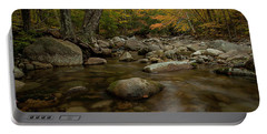 Fall On The Gale River Portable Battery Charger