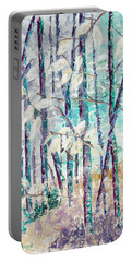 Fall Paths Portable Battery Charger