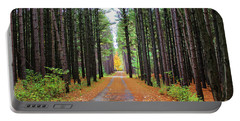 Fall Pines Road Portable Battery Charger