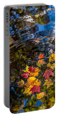 Fall Reflection - Pisgah National Forest Portable Battery Charger