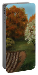 Fall Rendezvous Portable Battery Charger