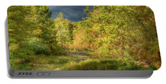 Fall Shaw Nature Reserve Photo Painting 7r2_dsc2644_10242017 Portable Battery Charger