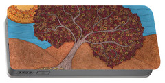 Fall Splendor Portable Battery Charger