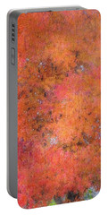 Fall Tree Tapestry Portable Battery Charger