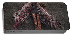 Fallen Angel #2 Portable Battery Charger
