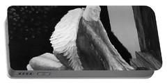 Fallen Angel Noir  Portable Battery Charger