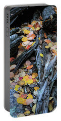 Portable Battery Charger featuring the photograph Fallen by David Chandler