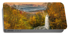 Falling Spring Falls Portable Battery Charger