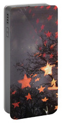 Falling Stars And I Wish.... Portable Battery Charger