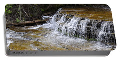 Falls Of The Au Train Portable Battery Charger