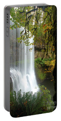 Falls Though The Trees Portable Battery Charger