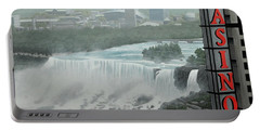Falls View Portable Battery Charger