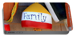 Family Buoy Portable Battery Charger