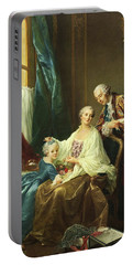Family Portrait Portable Battery Charger