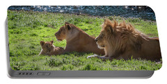 Family Pride Portable Battery Charger