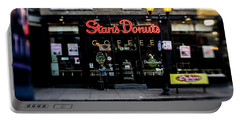 Famous Chicago Donut Shop Portable Battery Charger