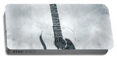 Famous Guitarists Typography Cool Portable Battery Charger