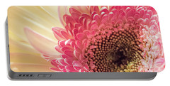 Fancy Pants Gerbera Daisy Portable Battery Charger