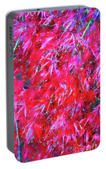 Portable Battery Charger featuring the photograph Fancy Pants by Roberta Byram