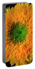 Fancy Sunflower Portable Battery Charger
