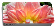 Fanned Out Petals Portable Battery Charger