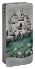 Fantasy Castle Portable Battery Charger