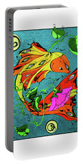 Fantasy Fish Portable Battery Charger