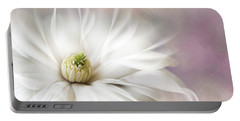 Fantasy Flower Portable Battery Charger