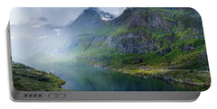 Portable Battery Charger featuring the photograph Far From The Crowd by Dmytro Korol