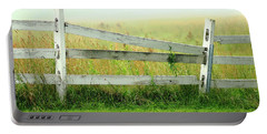 Farm Fence Portable Battery Charger