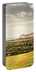 Farm Fields To Seaside Shores Portable Battery Charger