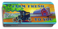 Farm Fresh To You  Portable Battery Charger