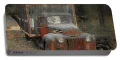 Farm Truck Portable Battery Charger