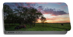 Farm View  Portable Battery Charger
